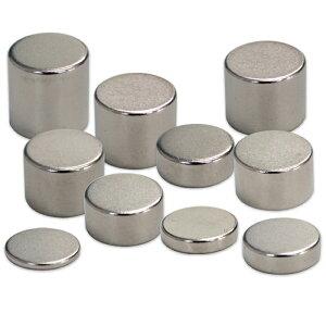 7154(100個) 強力ネオジム磁石 10×5mm