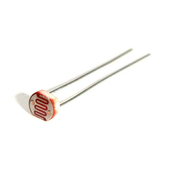 Kaito7575(10個) 5mm CdSセル(光可変抵抗器) GL5528