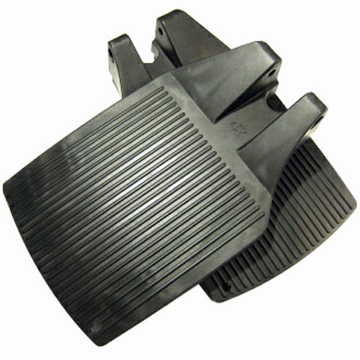 純正部品 フットプレート カドクラ車椅子専用品 チャップス用 左側
