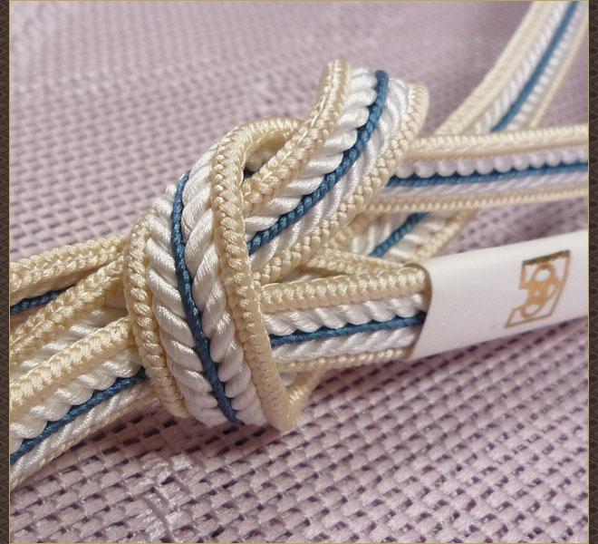 帯締め 正絹 単衣 質屋出店 リサイクル帯 アンティーク帯 中古帯