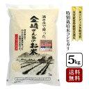 【送料無料】特別栽培米コシヒカリ 5kg 令和2年産 新米長野県飯山産 金崎さんちのお米【39ショップ】