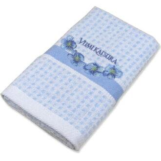 Katsura Yumi YUMI KATSURA brand embroidered towel 35 x 82 cm