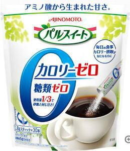●味の素 パルスイートスティック30本入(1袋) カロリーゼロ■B10C4#100-2N