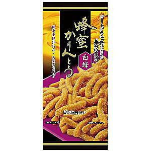 ●東京カリント 蜂蜜かりんとう 白蜂 110g袋■c12 #141-4