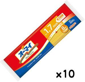 ●オーマイ スパゲッティ 1.7mm 300gx10袋【セット販売】c4