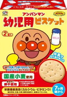 ●供不二家麵包超人幼兒使用的餅幹84gx5入#626c8t2