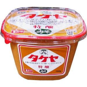 ●タケヤ 特醸味噌 750gカップ ■c6t2