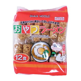 ●12 meals of Mitsubishi snack ramen chicken taste case ■ c12t2 #456