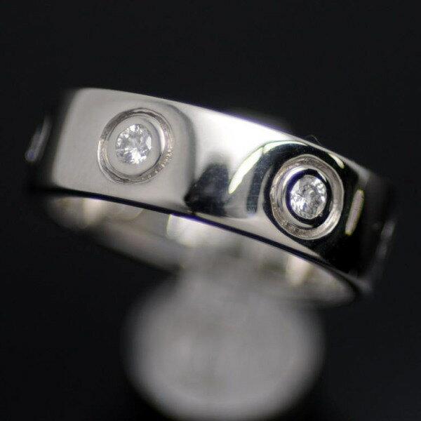 ♪リング 指輪♪ Pt900/ダイヤD0,30/#9 【JR1208】【税込価格】【質屋出店】【中古】【あす楽対応】
