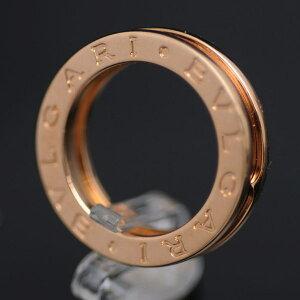 ◆ブルガリBVLGARI◆リング/指輪/ゼロワンリング/XS/K18PG/#48【BJ704】【税込価格】【質屋出店】【中古】【あす楽対応】