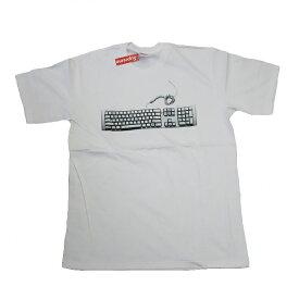◆シュプリーム Supreme◆ Tシャツ/キーボード/コットン100%/白/2019SS/#L 【SA4768】【税込価格】【質屋出店】【新品】【あす楽対応】
