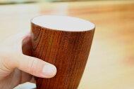 ビールが旨い木のカップ
