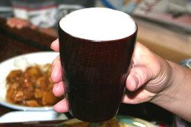 ビールがうまい!欅の木目がきれいです 女のビールカップ 【楽ギフ_包装】【楽ギフ_のし宛書】