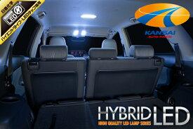 ★K'SPEC GARAX ギャラクス★ハイブリッド規格LEDシリーズLEDルームランプセット40系プリウスα ノーマルルーフ車