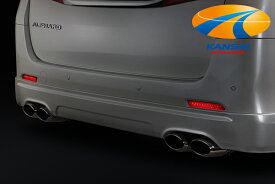 ★K'SPEC GARAX ギャラクス★ 反射タイプLEDリフレクター20系アルファード/ヴェルファイアエアログレード用(S/Zグレード)