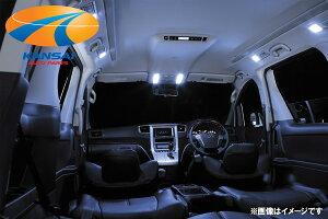 K'SPEC GARAX ギャラクスハイブリッド規格LEDシリーズLEDルームランプセット8P30系アルファード/ヴェルファイア (ハイブリッド車含む)