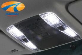 ★K'SPEC GARAX ギャラクス★クリスタルルームランプレンズ 6Pセット30系アルファード/30系ヴェルファイア(ハイブリッド車を含む)