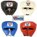在庫入りました FG2900 ウイニング【Winning】ヘッドギア フェイスガードタイプ 鼓膜保護ガード付き ボクシング…