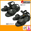 Womens Office Sandals thick bottom air-cushion Richebourg 3E airsd
