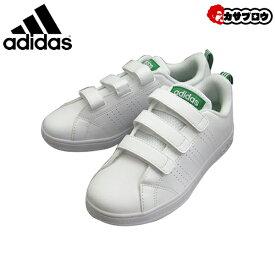 adidas アディダス VALCLEAN2 CMF K キッズ 子供靴 スニーカー 親子コーデ おしゃれ 脱ぎ履き簡単 カジュアル 普段履き マジックテープ おすすめ