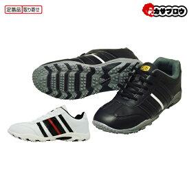 作業靴 ワークシューズ 喜多 メンズ MK110 作業用 仕事 紐靴