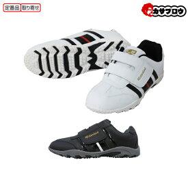 作業靴 スニーカー ワークシューズ 喜多 メンズ マジック MK120 作業用 仕事