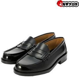 【スーパーセール限定10%OFF】 ハルタ HARUTA コインローファー メンズ ブラック 黒 4E 6560合皮 学生靴 通学靴 ビジネスシューズ 日本製 定番 フォーマル靴 発表会 指定靴