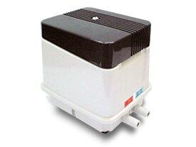 未開封品 安永 電磁式エアーポンプ 逆洗タイマー付 省エネ型 EP 80ER 右側散気