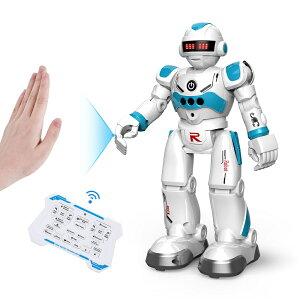 【新品】DE99888-3 ロボット おもちゃ 電動ロボット ラジコン 男の子 多機能ロボット プログラム可能 手振り制御 男の子 女の子 子供の日 クリスマスプレゼント