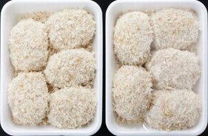 自家製肉惣菜和牛コロッケ・メンチセット1,800円