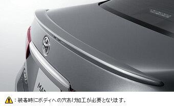【トヨタ純正】 リヤスポイラー ★マークX 130系前期★