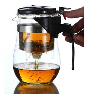送料無料 ティーポット ティーサーバー 急須 茶こし付 茶漉し おしゃれ 北欧 かわいい ボトル 紅茶 ガラス きゅうす リーフ ギフト お茶ポット 茶器 誕生日 お礼 還暦祝い 内祝い 結婚祝い 誕