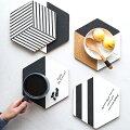 おうちカフェに!コルク素材のおしゃれなコースターのおすすめは?