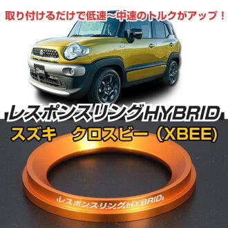 反應環HYBRID鈴木克羅斯比混合(XBEE)保持微笑公司製造