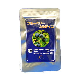 ブルーベリー&ルテイン 成分と含有量にご注目!ブルーベリーとルティンとアスタキサンチンが入ったサプリアイケアサプリ ブルーベリーサプリ ブルーベリーサプリメント サプリメント 健康食品 アイケア サプリ 日本製