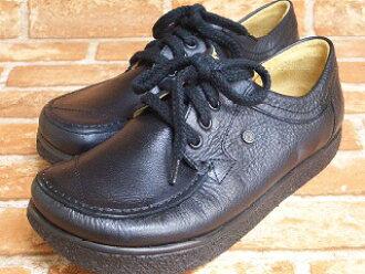 对身体对yakofomu脚客气的德国健康鞋jacoform[YC338BK黑色]