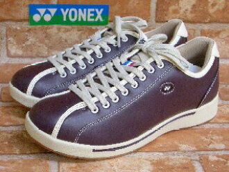 Yonex power cushion walking shoe Womens walking shoes Yonex [YONEX LC46 plum] LC-46