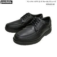アシックス/ペダラ/メンズ/ウォーキングシューズ/靴/ブラック/4E/asics/pedala/