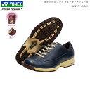 ヨネックス ウォーキングシューズ メンズ パワークッション 靴 M21N ネイビーブルー 3.5E YONEX SHWM21N SHW-M21N