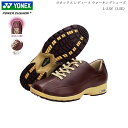 ヨネックス ウォーキングシューズ レディース パワークッション 靴 L21N ワインレッド 3.5E YONEX SHWL21N SHW-L21N …