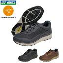 ヨネックス/パワークッション/ウォーキングシューズ/メンズ/靴/MC108/MC-108/カラー3色/3.5E/YONEX Power Cushion Walking Shoes