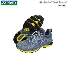 ヨネックス パワークッション ジョギング ランニングシューズ セーフランメンズ 800X SHR800XM ブライトイエロー 靴 パワークッション YONEX Power Cushion Running Shoes