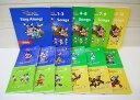 ◆シングアロング【最新版】DVD全12巻◆ディズニー英語システム【中古】ワールドファミリー DWE 英語教材 幼児教材 子…