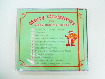 ZippyクリスマスCD裏