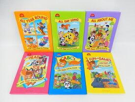 R◆ズィッピー Zippy CD-ROM最新版 全6セット ディズニー英語システム【中古】ワールドファミリー DWE 英語教材 幼児教材 子供教材 知育教材 210102 DZIPR020