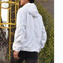 ■DIESELディーゼルメンズ■薄手ジップアップスウェットデニムジョグジーンズパーカーフーデッドジャケット【J-DAN-NE】【サイズXS〜XL】【ホワイト】die-m-o-b4-668詳細画像4