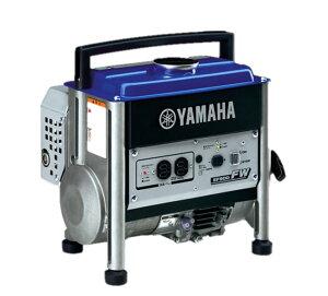 ヤマハ 発電機 EF900FW スタンダード発電機 非常用 0.7KVA 0.85KVA リコイルスタート 12V 8A 防災 コンパクト 〔長期納期〕