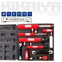 【6ヶ月保証】KIKAIYA ポートパワー 押しラム引きラムセット 油圧シリンダー ボディーリペアキット