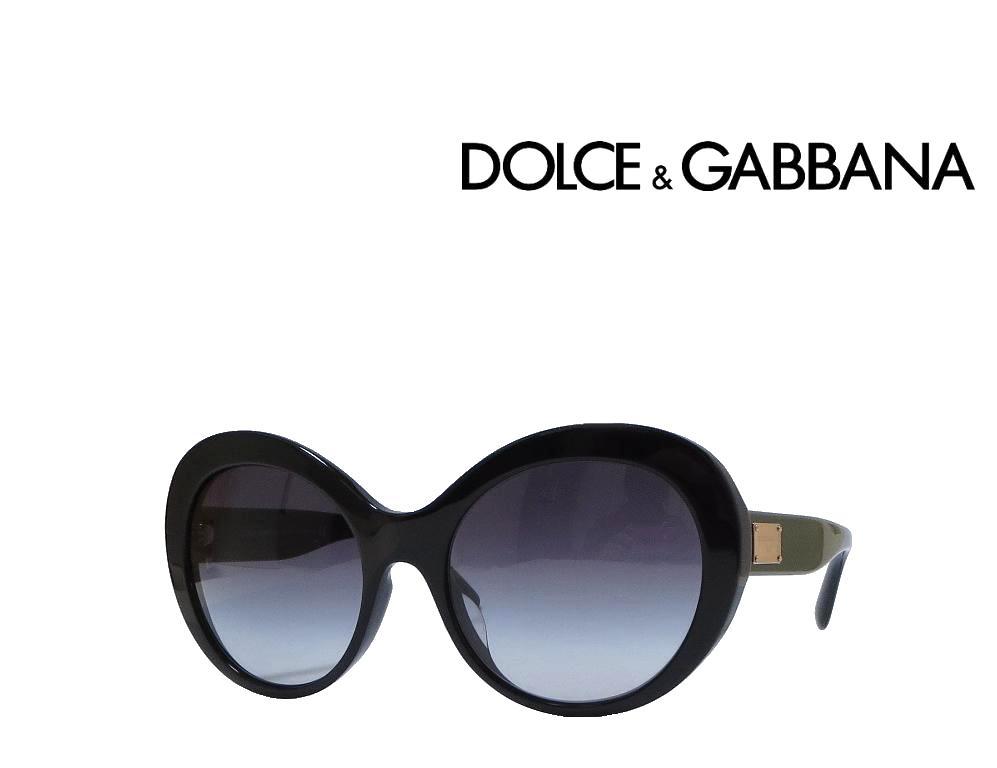 送料無料 【DOLCE&GABBANA】ドルチェ&ガッバーナ  サングラス  DG4295F  501/8G ブラック 国内正規品 【RCP】