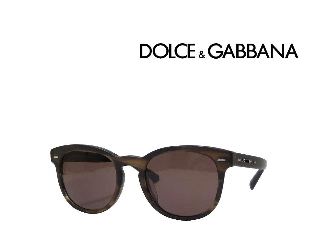 送料無料 【DOLCE&GABBANA】ドルチェ&ガッバーナ  サングラス  DG4254F  2964/73  マットハバナ 国内正規品